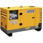 13000D Generator de curent insonorizat Worms tns